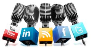 Los medios de comunicación y las redes sociales
