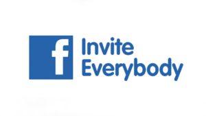Cómo invitar a TODOS tus amigos de Facebook a un evento, una página o un grupo en 4 clicks