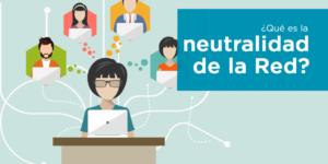 La neutralidad en la red