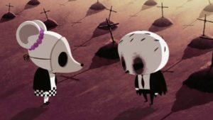 Uniko y el cortometraje Birdboy
