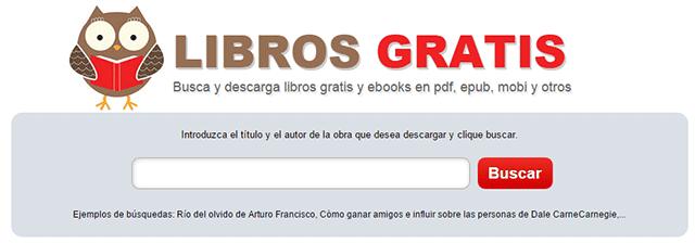 Dónde descargar libros gratis en la red