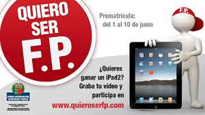 2ª Edic. concurso de vídeos «Quieroserfp»