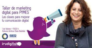 charla estrategia digital