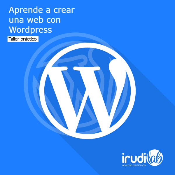 Aprende a manejar una web con WordPress
