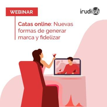 Webinar sobre Catas online y nuevas herramientas de marketing digital para bodegas